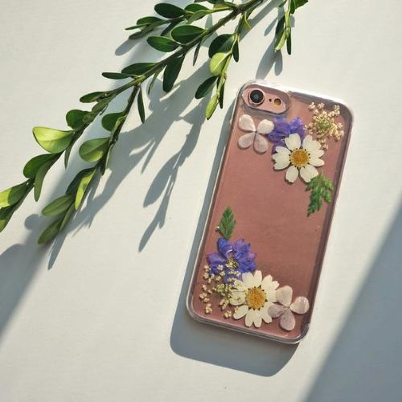 Iphone 5 Case Floral 5S Clear