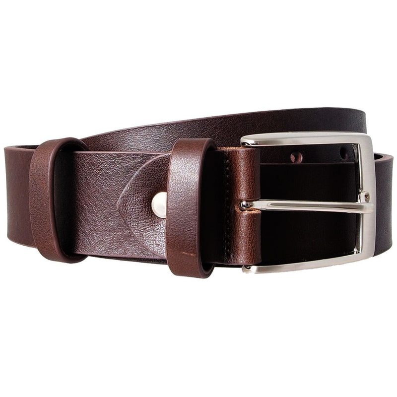 Mens High Quality Constructed-40Mm Bridle Leather Belt. Hand-Made In Italy. Men - Accessories - Belts