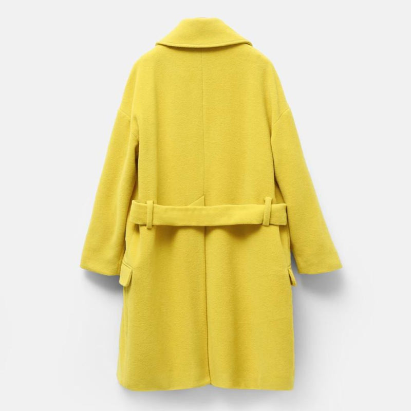 New Seasons Womens Wool Blend Coat For 2018