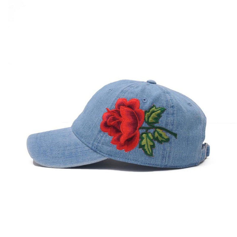 Nova Denim Dad Hat Men - Accessories - Hats