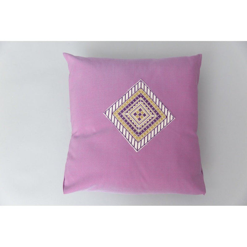 Palestinian Dhahabi Pillow Cover. Support Fair-Trade! Home - Pillows & Throws