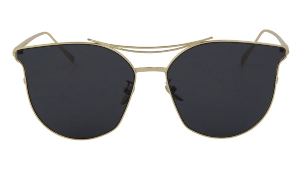 Sophie - Stunning Cat Eye Metal Sunglasses