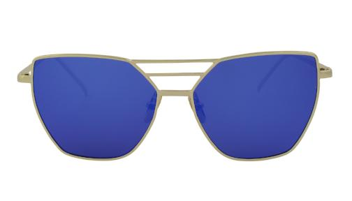 Alyssa - Lightweight Aviator Sunglasses