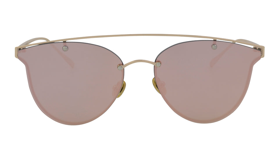 Kiani - Sophisticated Tear Drop Sunglasses