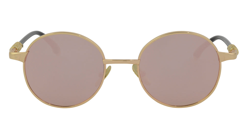 Tiffany - Fashionable Round Sunglasses