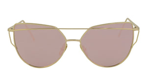 Sheridan - Sophisticated Oversized Aviator Sunglasses