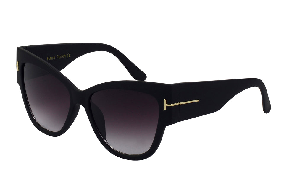 Mia - Fashionable Cat Eye Sunglasses