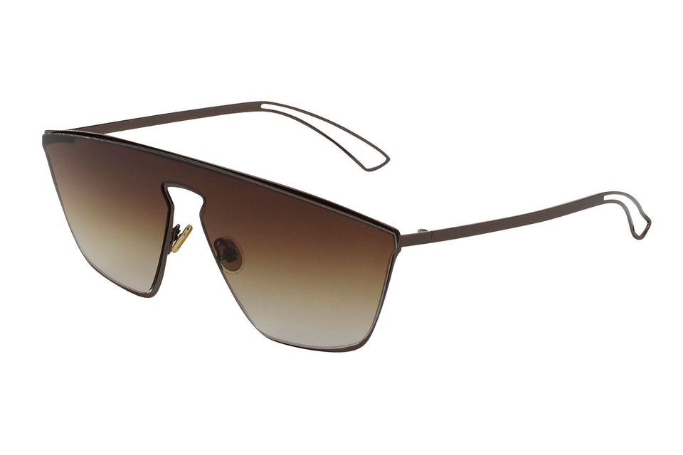 Tara - Flare Chic Rimless Sunglasses