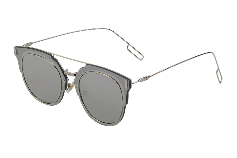 Layla - Dashing Vintage Inspired Sunglasses