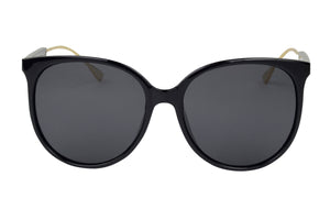 Rosie - Stylish Vintage Round Sunglasses