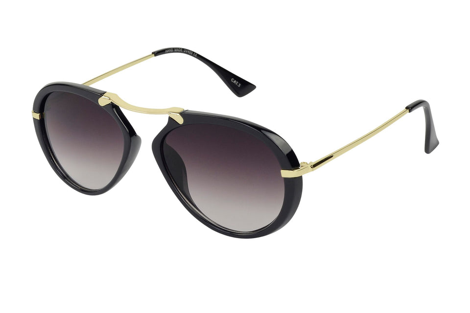 Sierra - Modern Roadster Aviator Sunglasses