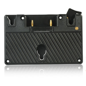 Anton Battery Plate for MustHD On-camera Field Monitor (A-B01)