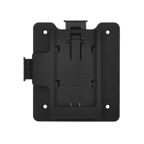 D28S Battery Plate for MustHD On-camera Field Monitor (D28S)