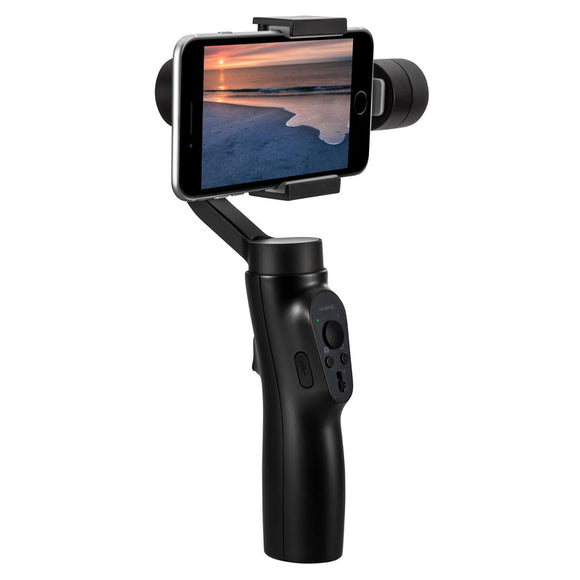 MustHD 3-Axis Handheld Gimbal Stabilizer for Smartphone Like iPhone X 8 7 Plus 6 Plus Samsung Galaxy S8 Note etc. (GX5)