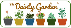 The Dainty Garden Logo