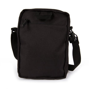 Vivid Cactus Side Bag Black Back Side