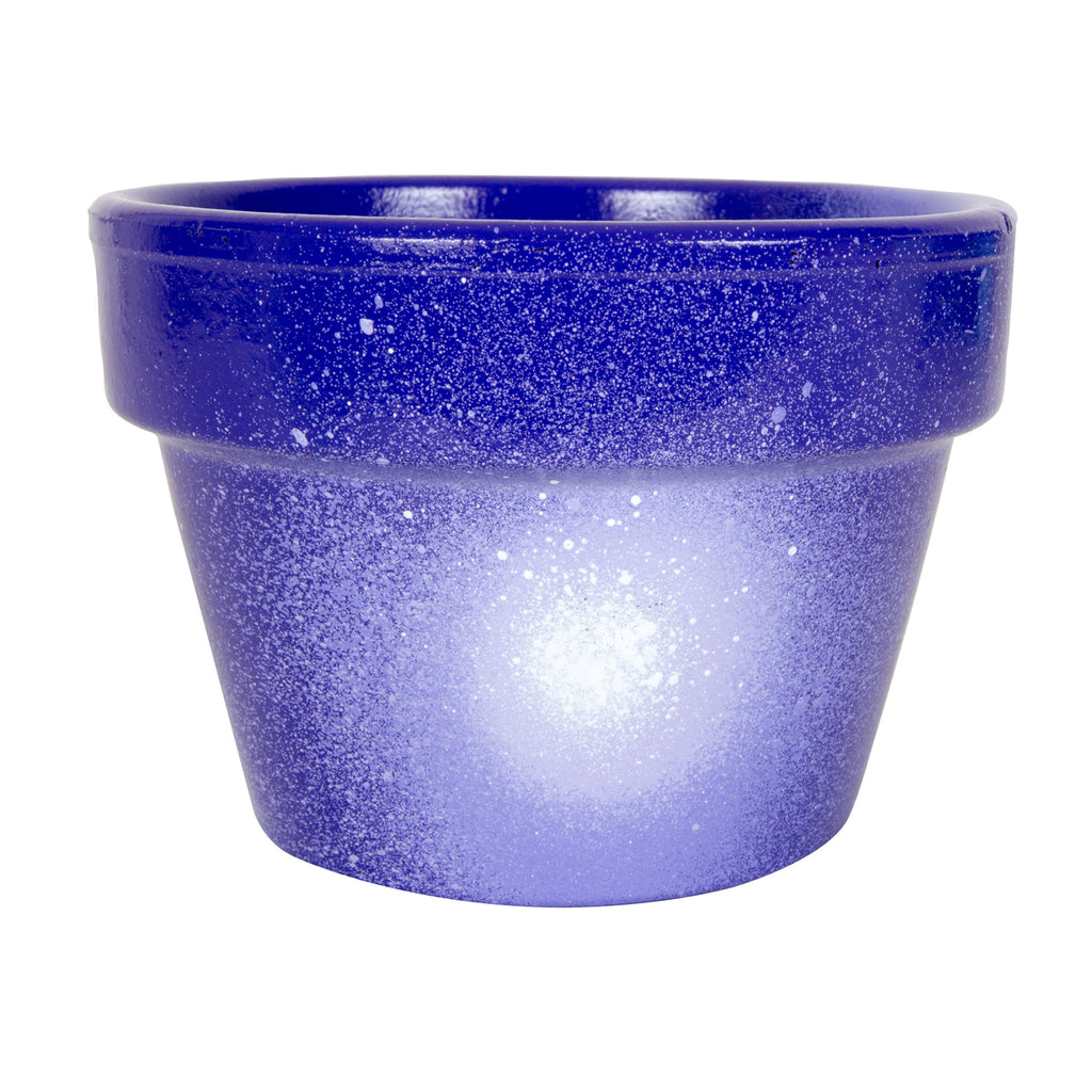 Galaxy Pots 11cm Purple