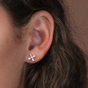 Cris Stud Earrings