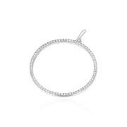 Circle Necklace Charm