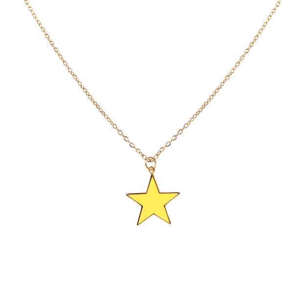 Basic Star Pendant
