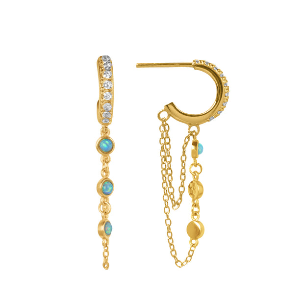 Tahmi Drop Earrings