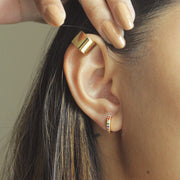 Avery Huggie Earrings