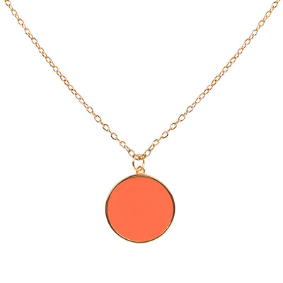 Living Coral Pendant