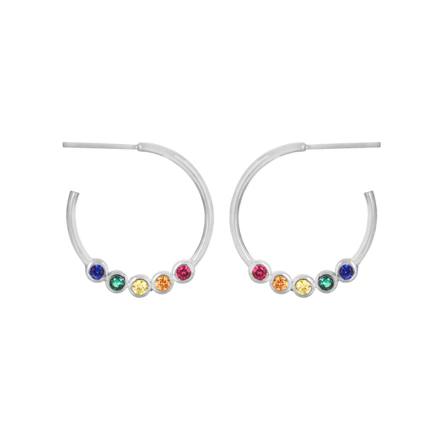 Nala Hoop Earrings