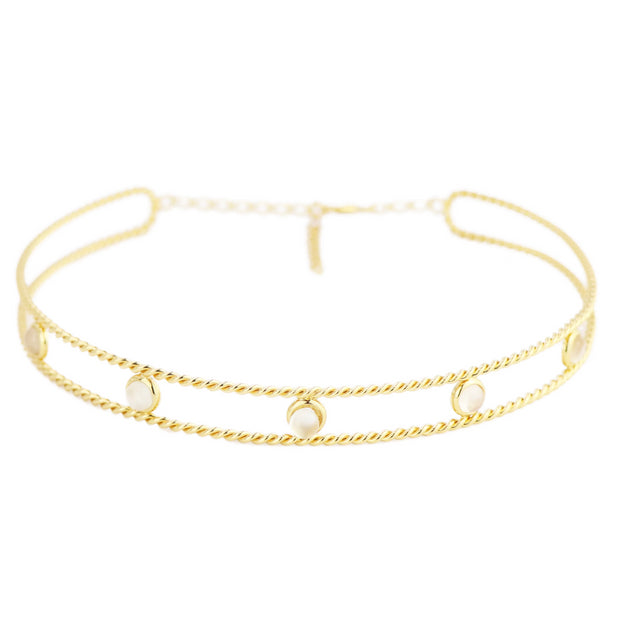 Serena Choker Necklace