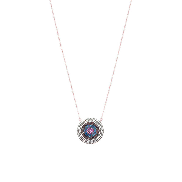 Tilda Evil Eye Necklace