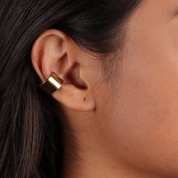 Barrel Ear Cuff (1 piece)