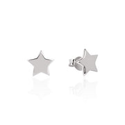 Basic Star Stud Earrings