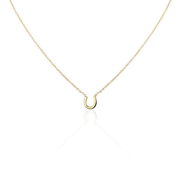 Basic Horseshoe Necklace
