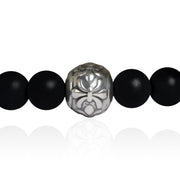 Accord Agate Bead Men's Bracelet