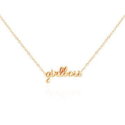 Girlboss Necklace