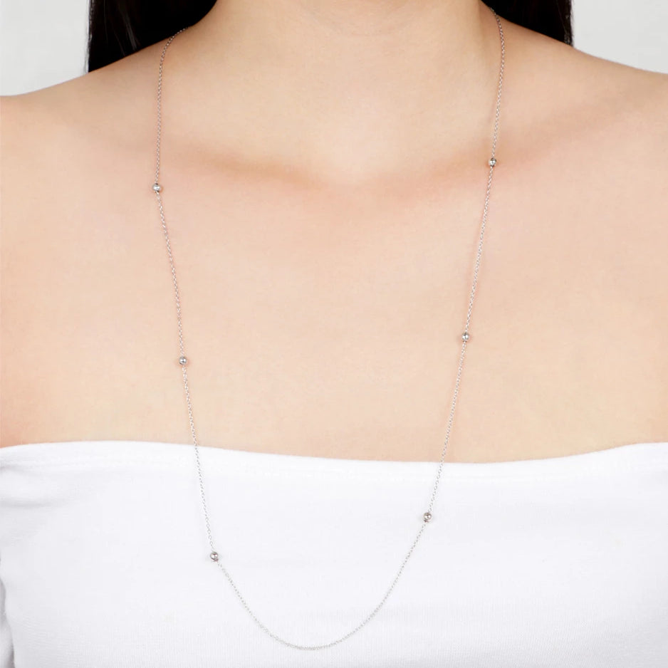 Infinity Necklace Chain