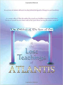 The Lost Teachings of Atlantis Book by Jon Peniel