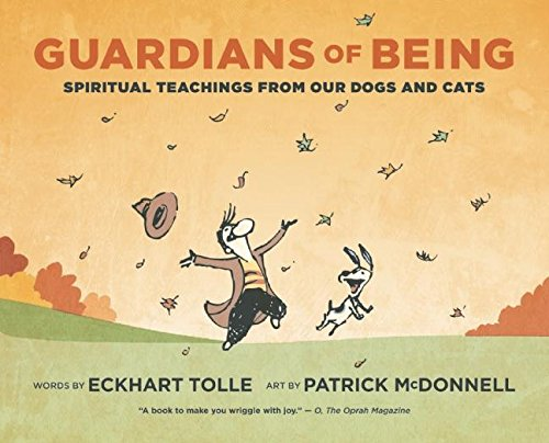 Guardians of Being Book by Eckhart Tolle