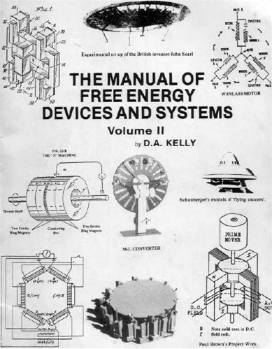 The Manual of Free Energy Devices and Systems (Volume II)– 1986 by D.A. Kelly