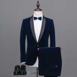Tailored Visada Juana Suit