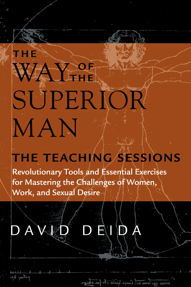 The Way of the Superior Man: A Spiritual Guide to Mastering the Challenges of Women, Work, and Sexual Desire - by David Deida