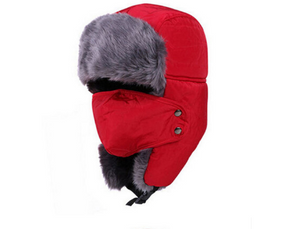 Russian Fur Trapper Hat