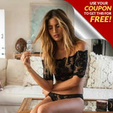 Sexy Lingerie Lace Dress Women Underwear Nightwear Sleepwear G-string L