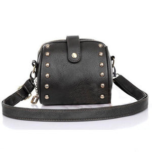 Womens Leather Shoulder Bag - Aprilsclosets