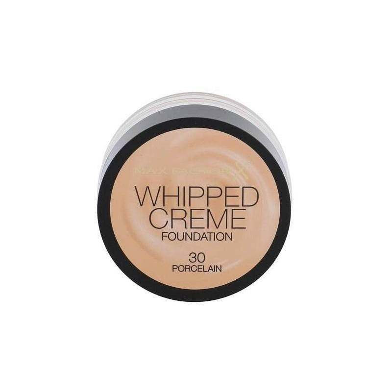 Max Factor Whipped Cream Foundation - 30 Porcelain-Max Factor-FACE-Foundation-NZOutlet