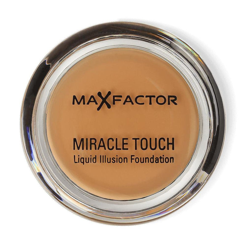 Max Factor Miracle Touch Liquid Illusion Foundation - 85 Caramel-Max Factor-FACE-Foundation-NZOutlet