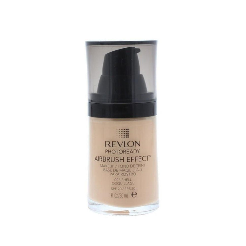 Revlon Photoready Airbrush Effect Makeup - 003 Shell-Revlon-FACE-Foundation-NZOutlet
