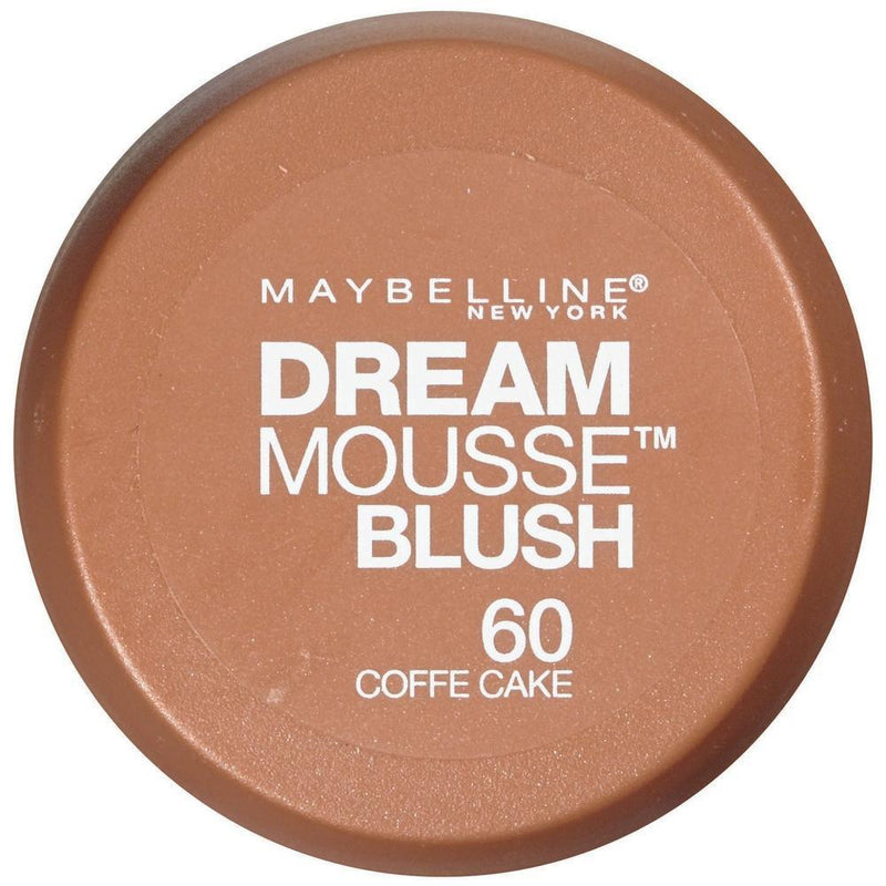 Maybelline Dream Mousse Blush - 60 Coffee Cake-Maybelline-FACE-Blusher-NZOutlet
