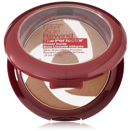 Maybelline New York Instant Age Rewind The Perfector Powder - Deep-Maybelline-FACE-Face Powder-NZOutlet