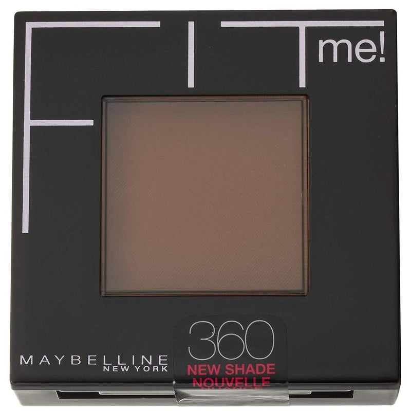 Maybelline New York Fit Me! Pressed Powder - 360 Mocha-Maybelline-FACE-Face Powder-NZOutlet